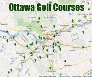 OttawaGolf - Area Courses