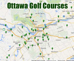OttawaGolf - Area Courses